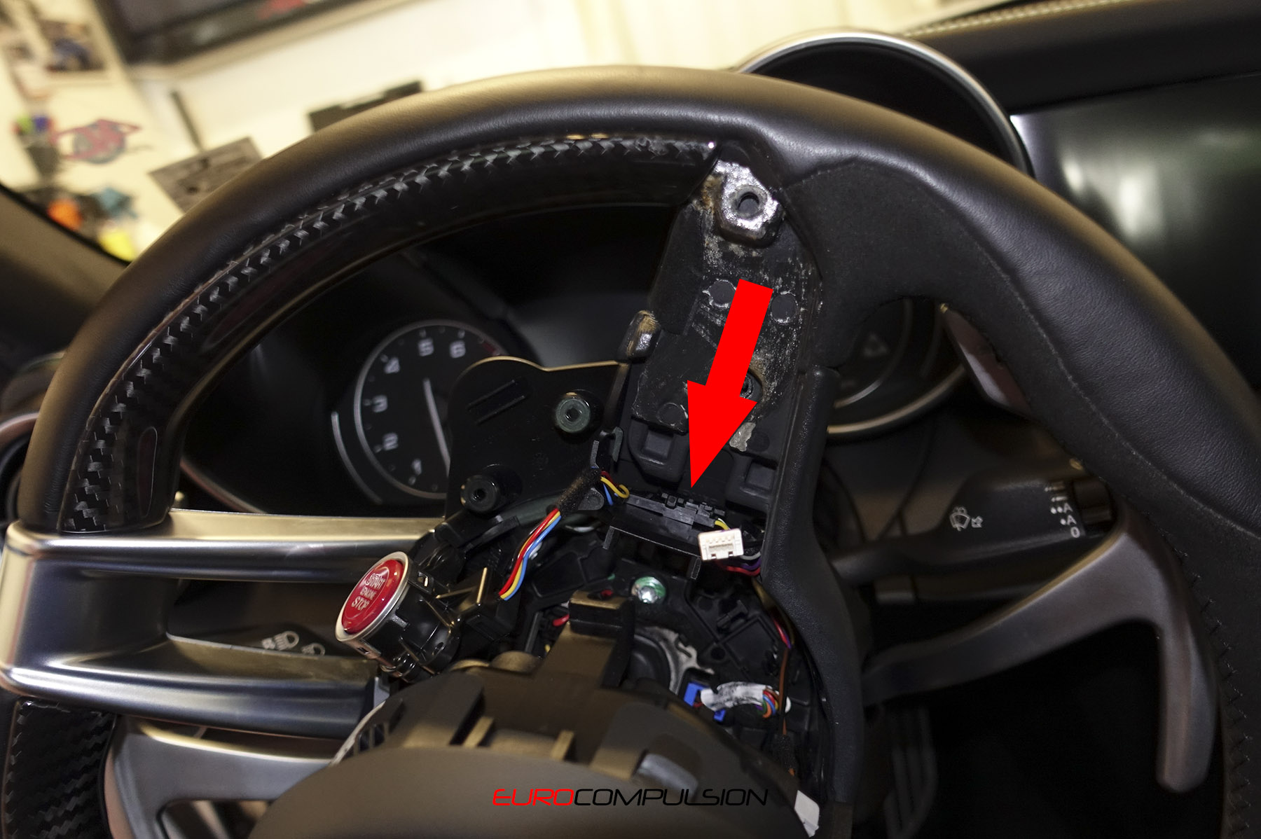 Alfa Romeo Ignition Starter Switch Wiring Diy Enthusiasts Start Diagram Giulia Stelvio Stop Rh Giuliaforums Com Pollak