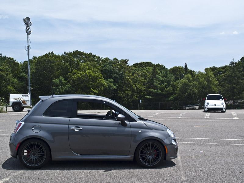 Fty S Abarth Vs Rickg S 500 Pics