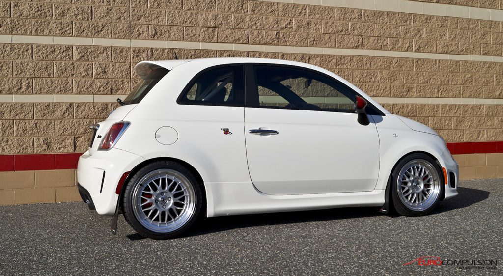 Fiat 500 bolt pattern